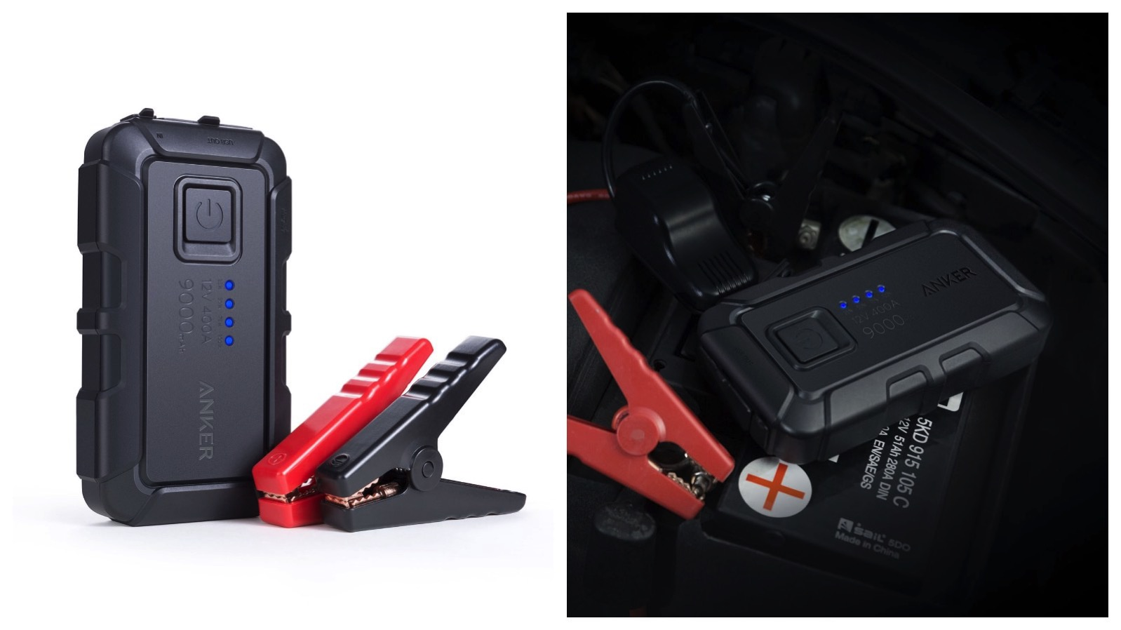 Anker PowerCore Jump Starter Mini 1