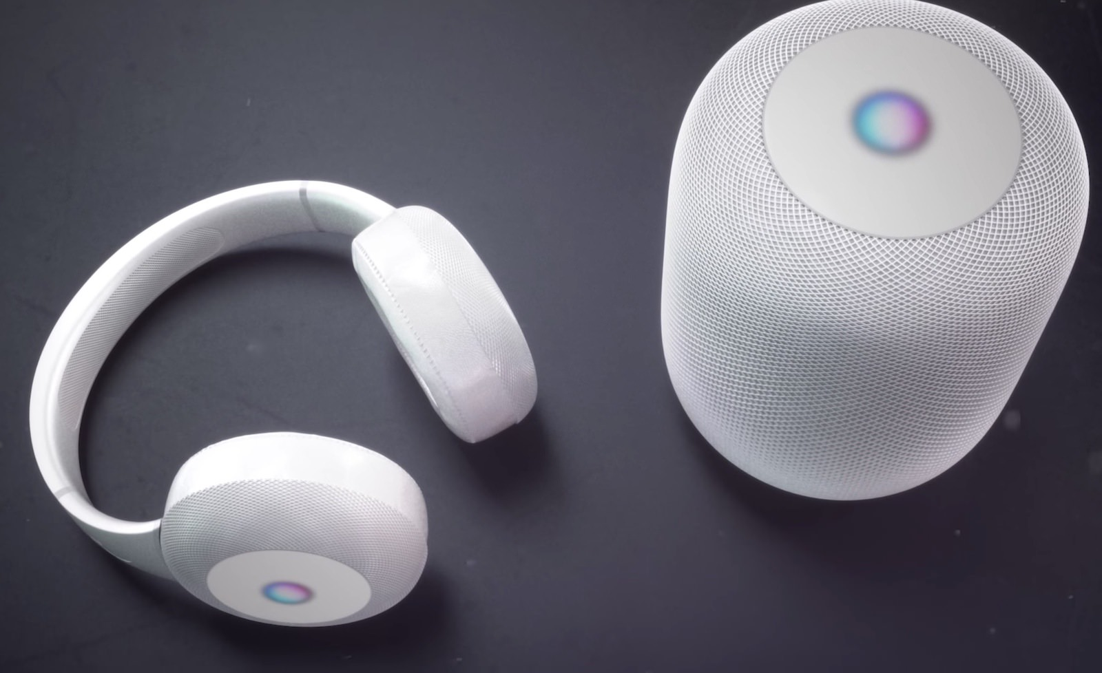 Apple Over Ear Headphones with Siri integration 00