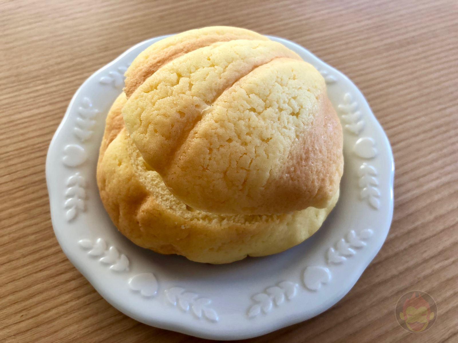 Ebina Parking Jumbo Cream Melon Pan Seijo Ishii 05