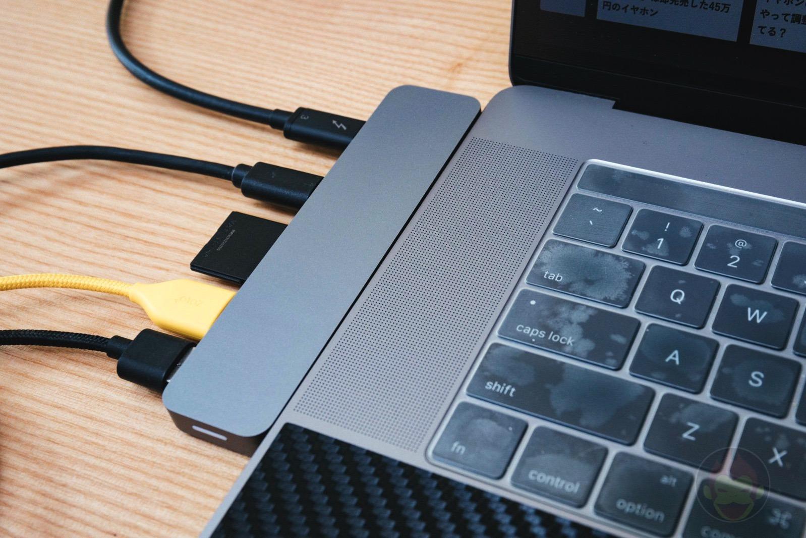 HyperDrive PRO USBC Hub 07