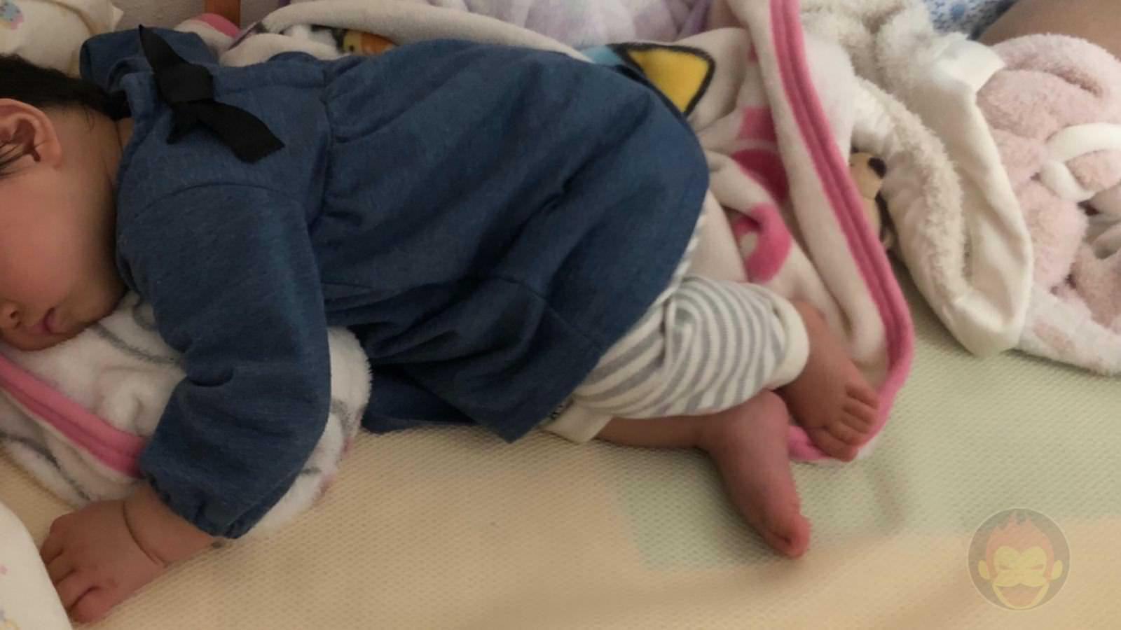 My Little Girl Asleep like an angel