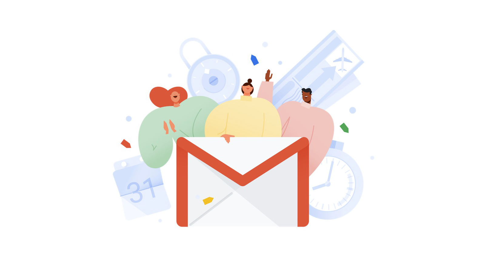 Welcome to New Gmail