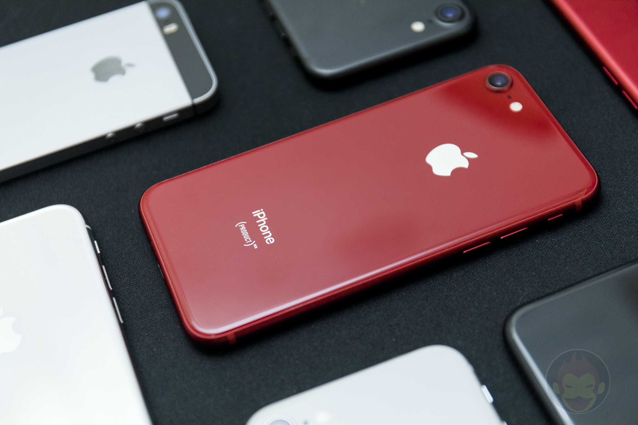 IPhone 8 PRODUCT RED Special Edition 27