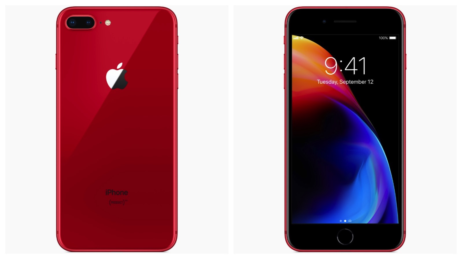 Iphone8 8plus product red