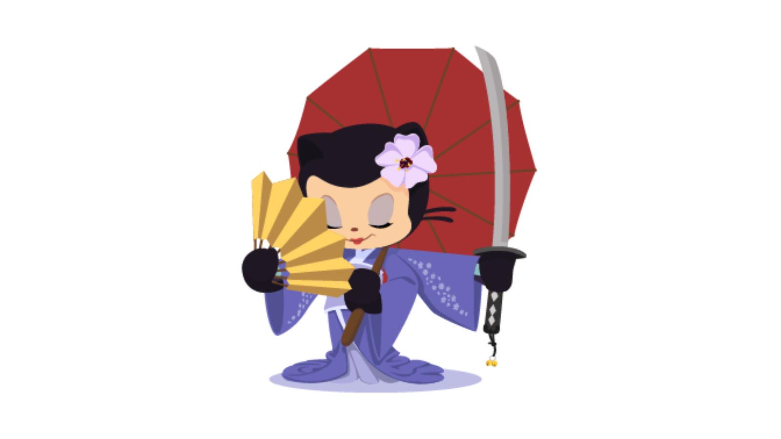 Kimonocat