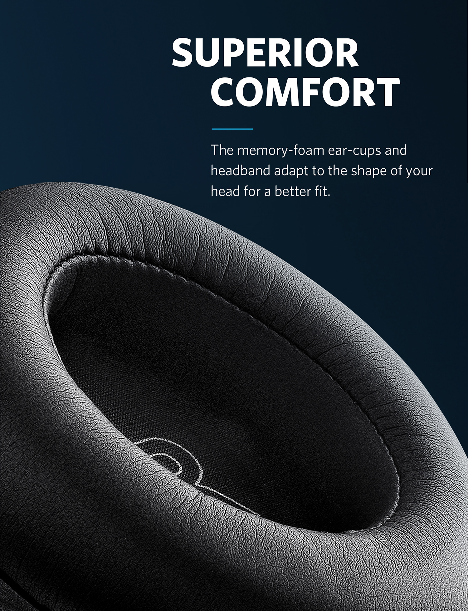 Anker、ノイズキャンセリング機能搭載ワイヤレスヘッドホン「Soundcore Space NC」を発売開始