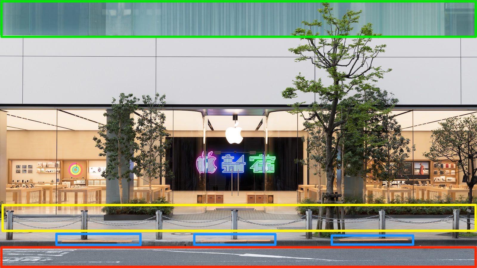 Apple Store Exterior Tokyo Shinjuku 04042018 2