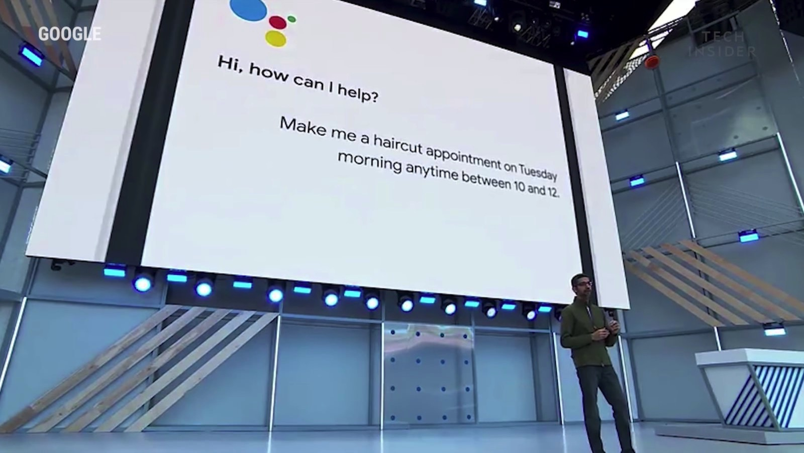Google AI Real Life Conversations