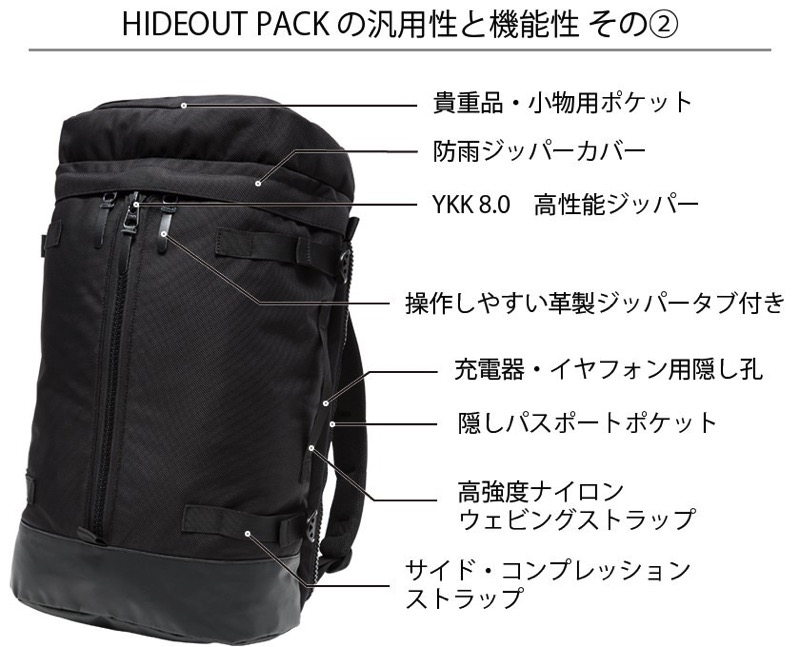Hideout Pack 3