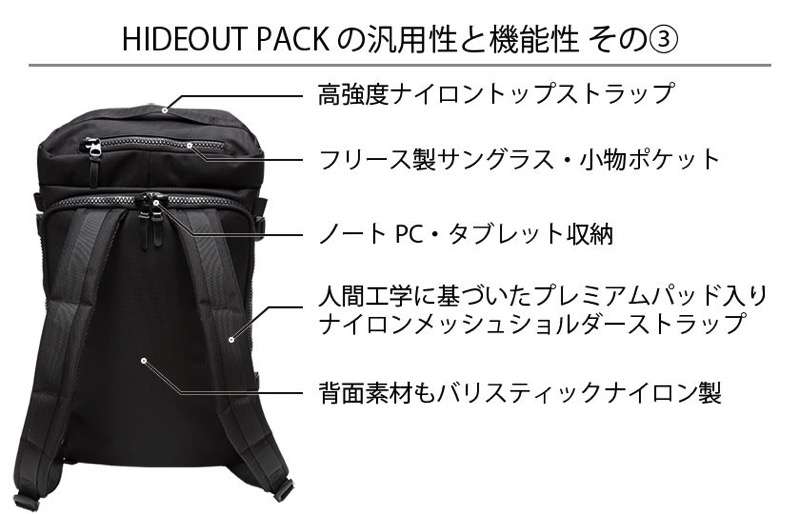 Hideout Pack 4