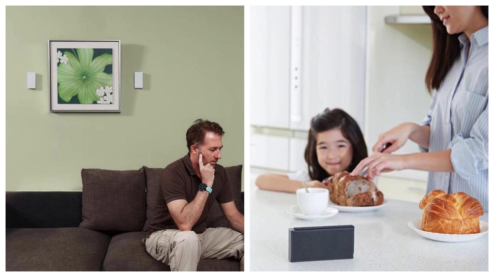 Memo Makuake Smart Speaker 01