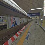 Googleストリートビューの六本木駅