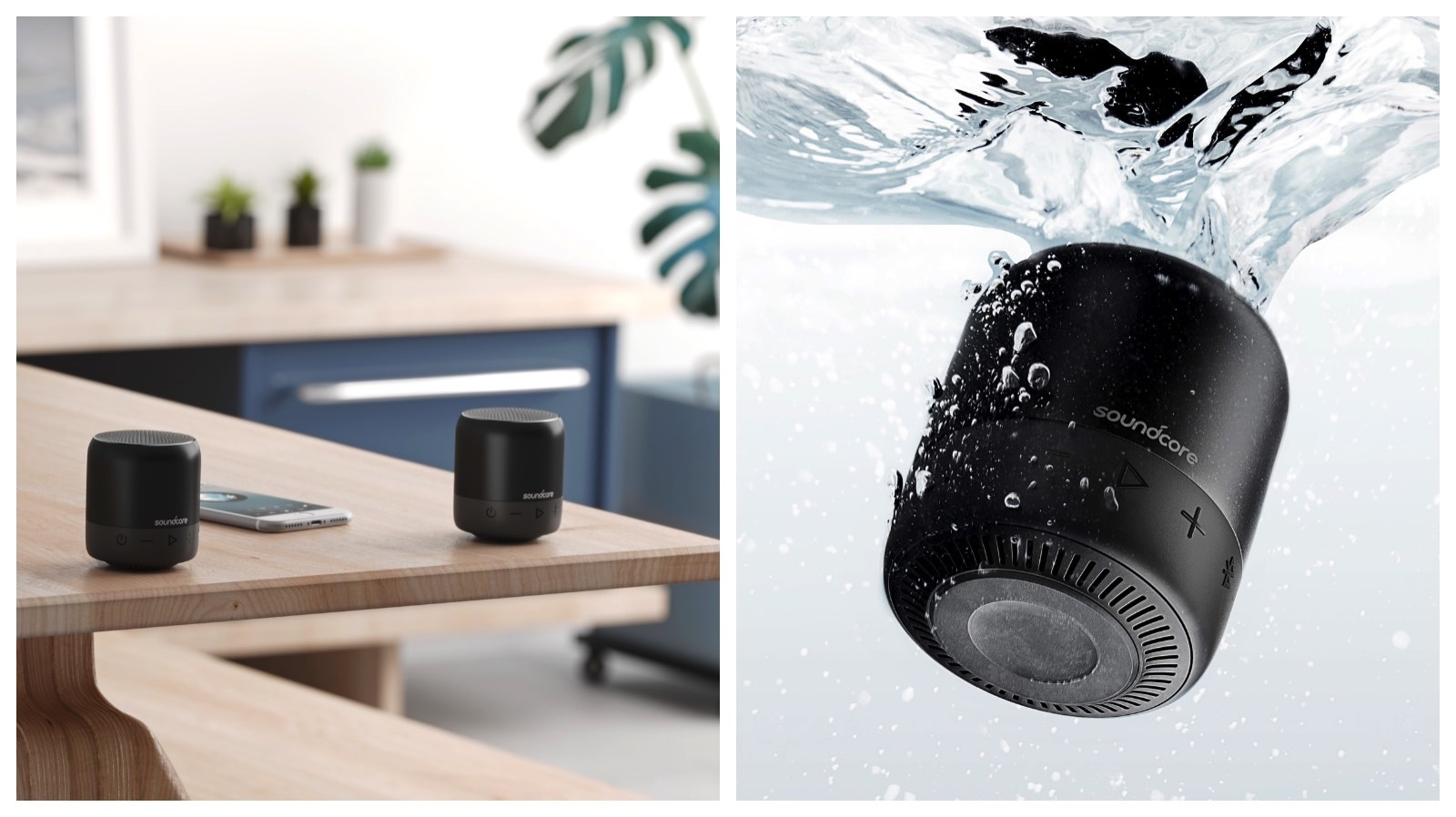 Soundcore Mini 2 Stereo and Waterproof