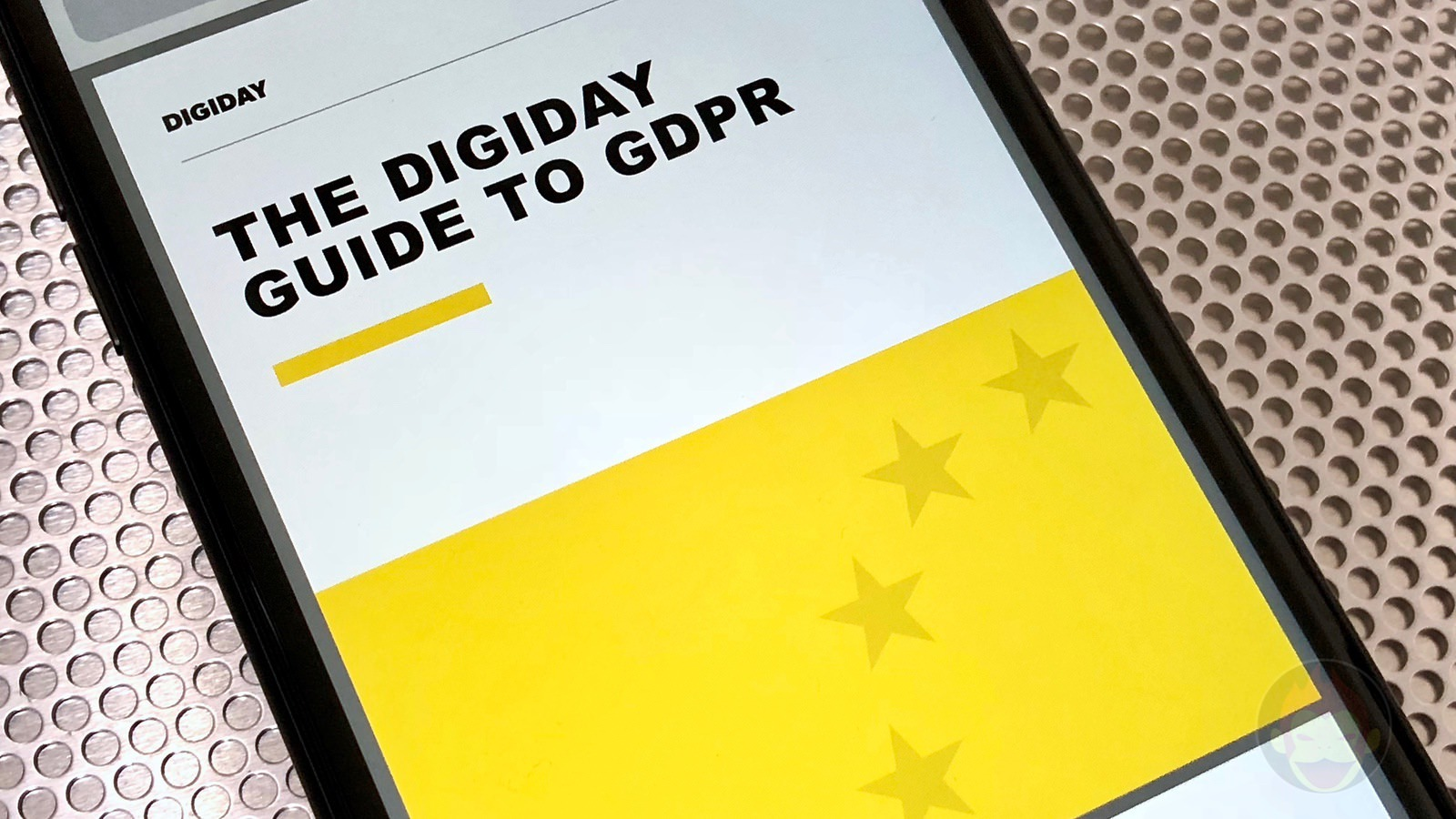 The Digiday Guide to GDPR 01