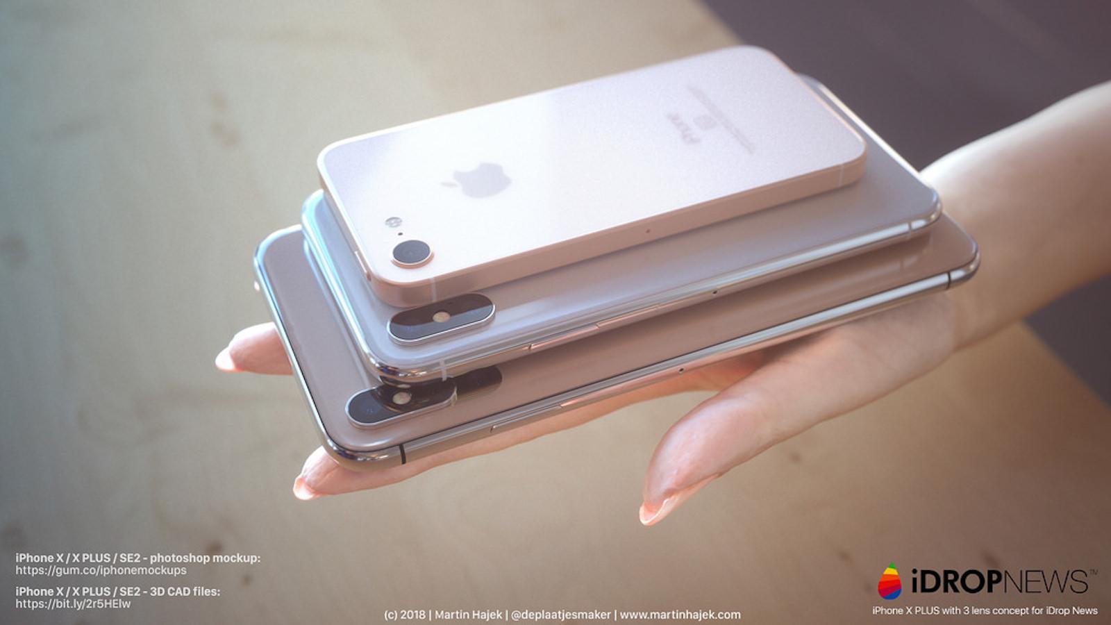 Iphone se x xplus concept martin hajek 1