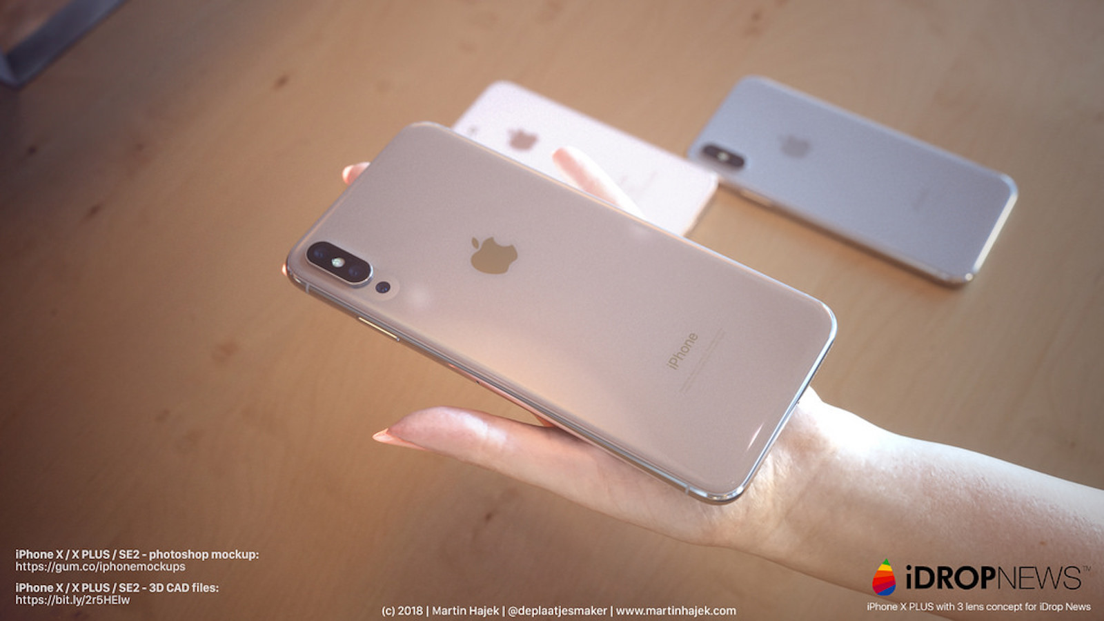 Iphone se x xplus concept martin hajek 2