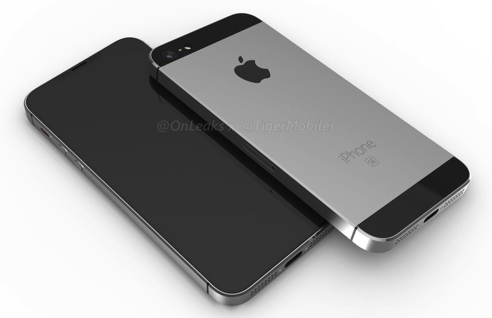 Iphone se2 rendering images