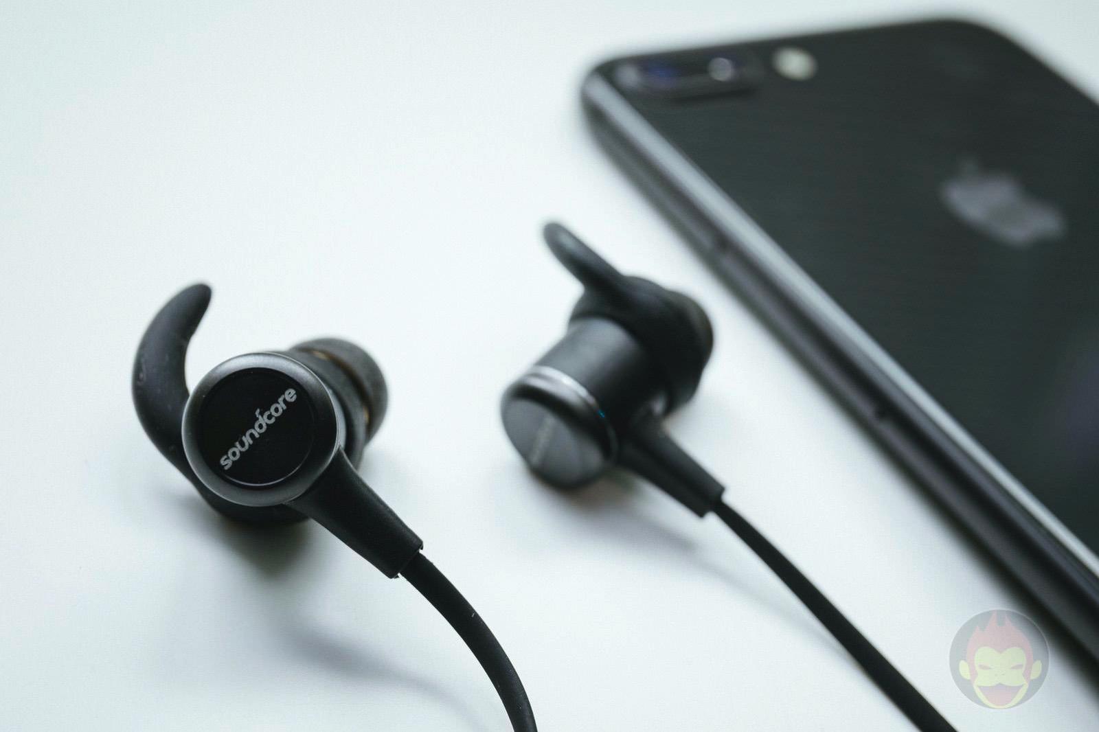 Anker Soundcore Spirit Sweatguard earphones 08