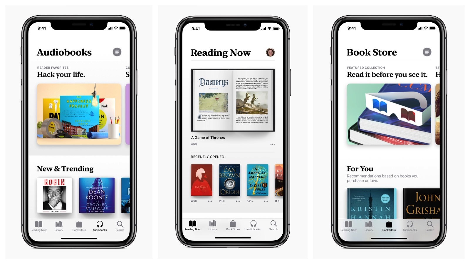 Apple Books Coming to iOS12
