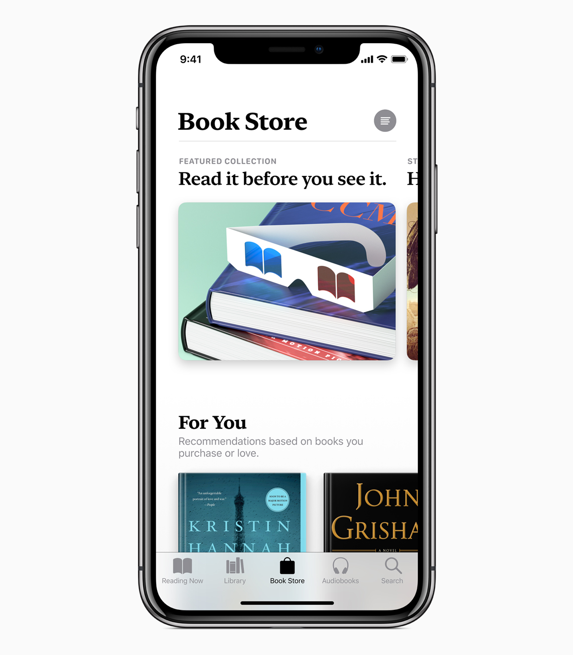 Apple Books Bookstore