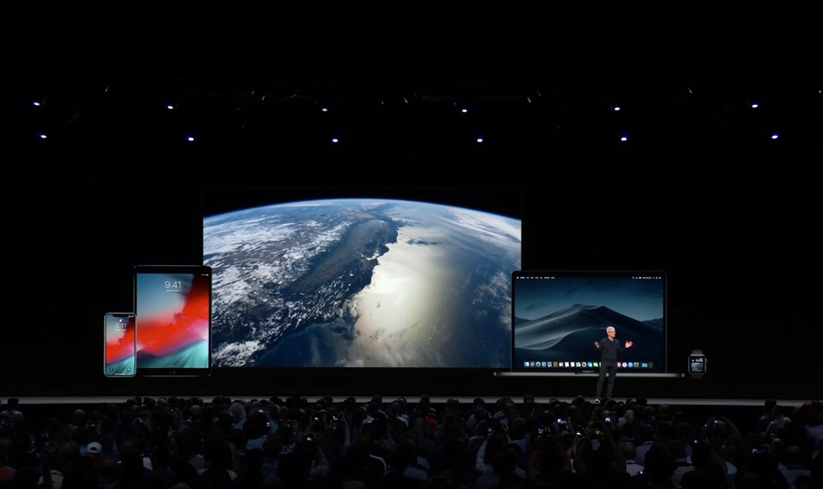 Apple WWDC2018 all devices