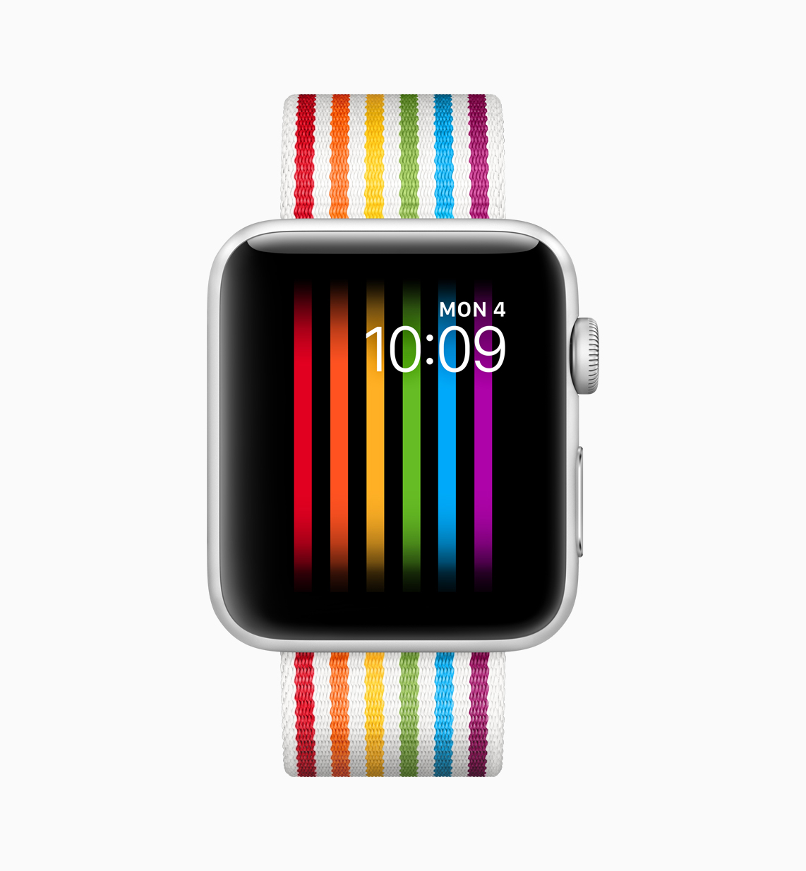 Apple watchOS 5 Pride Face screen 06042018