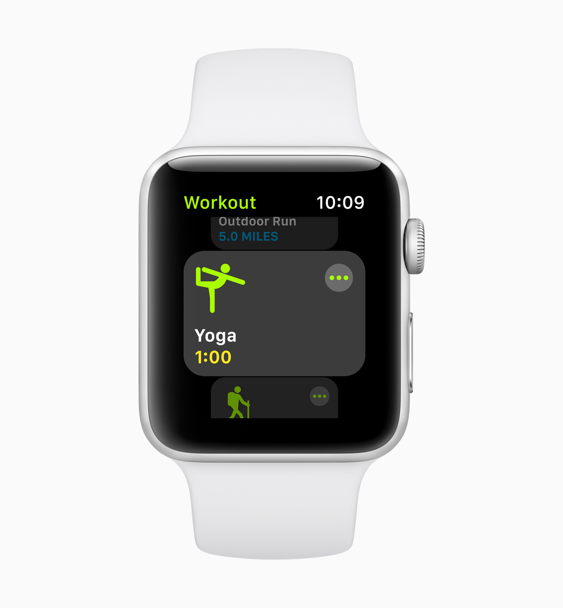 Yoga on Apple Watch