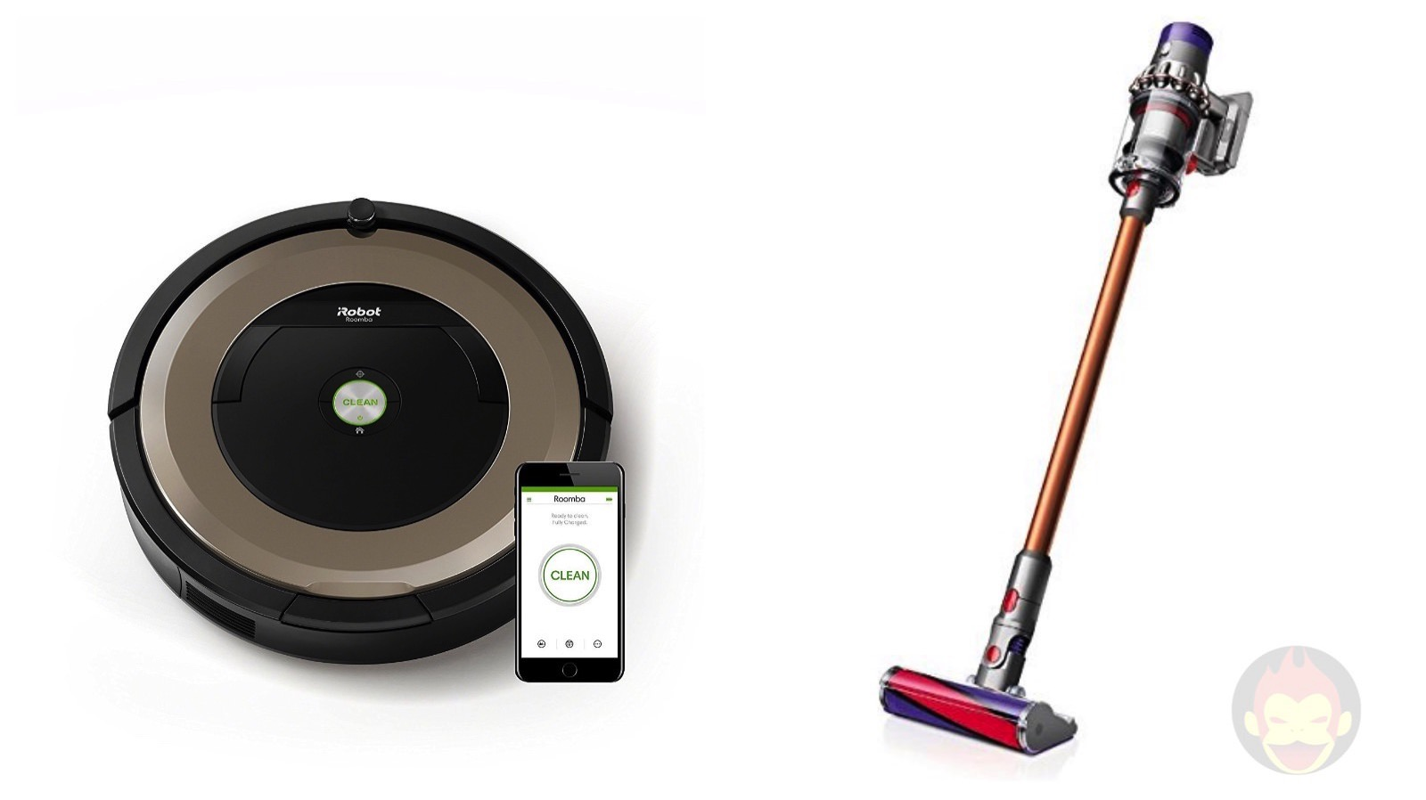 Dyson VS Roomba 03