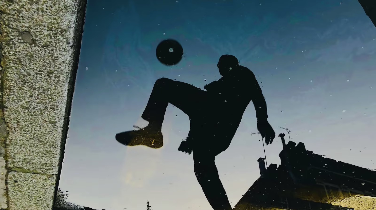 How to shoot soccer on iphonex