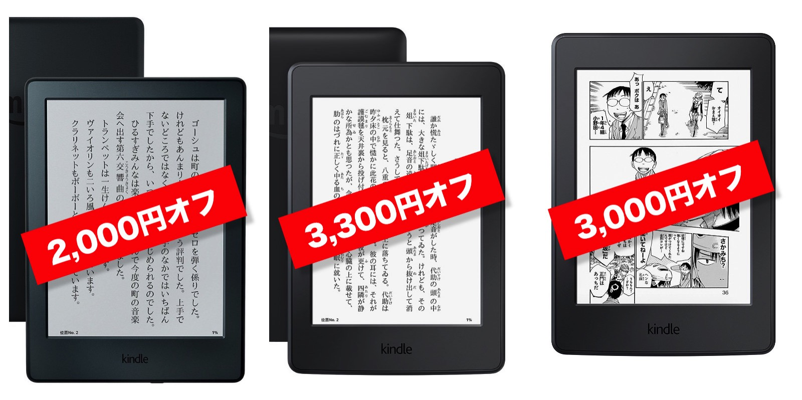 Kindle Devices fathers day sale