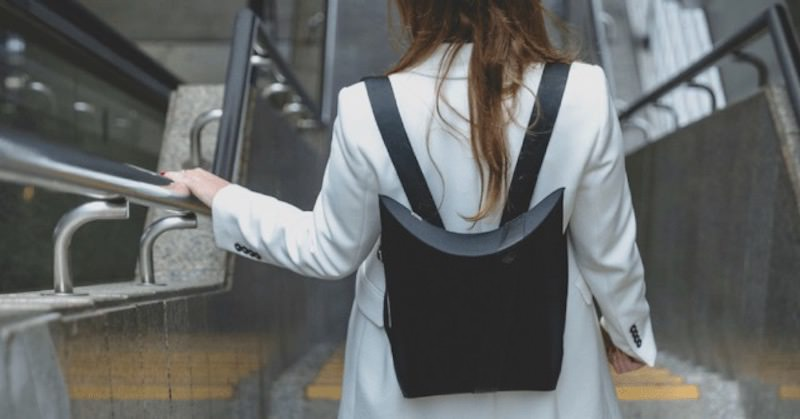 Lio Minimalist Backpack