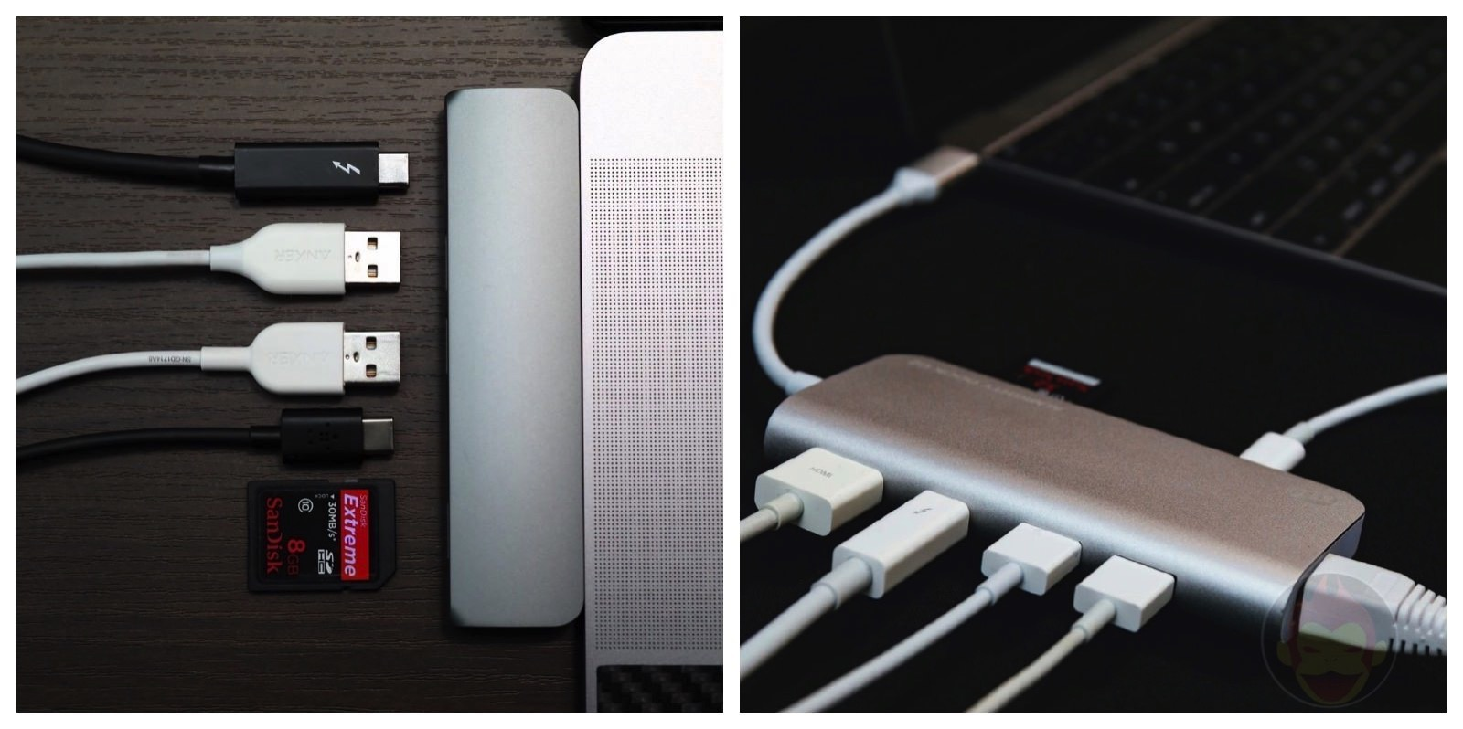 MacBookPro USB C Hub or Dongle