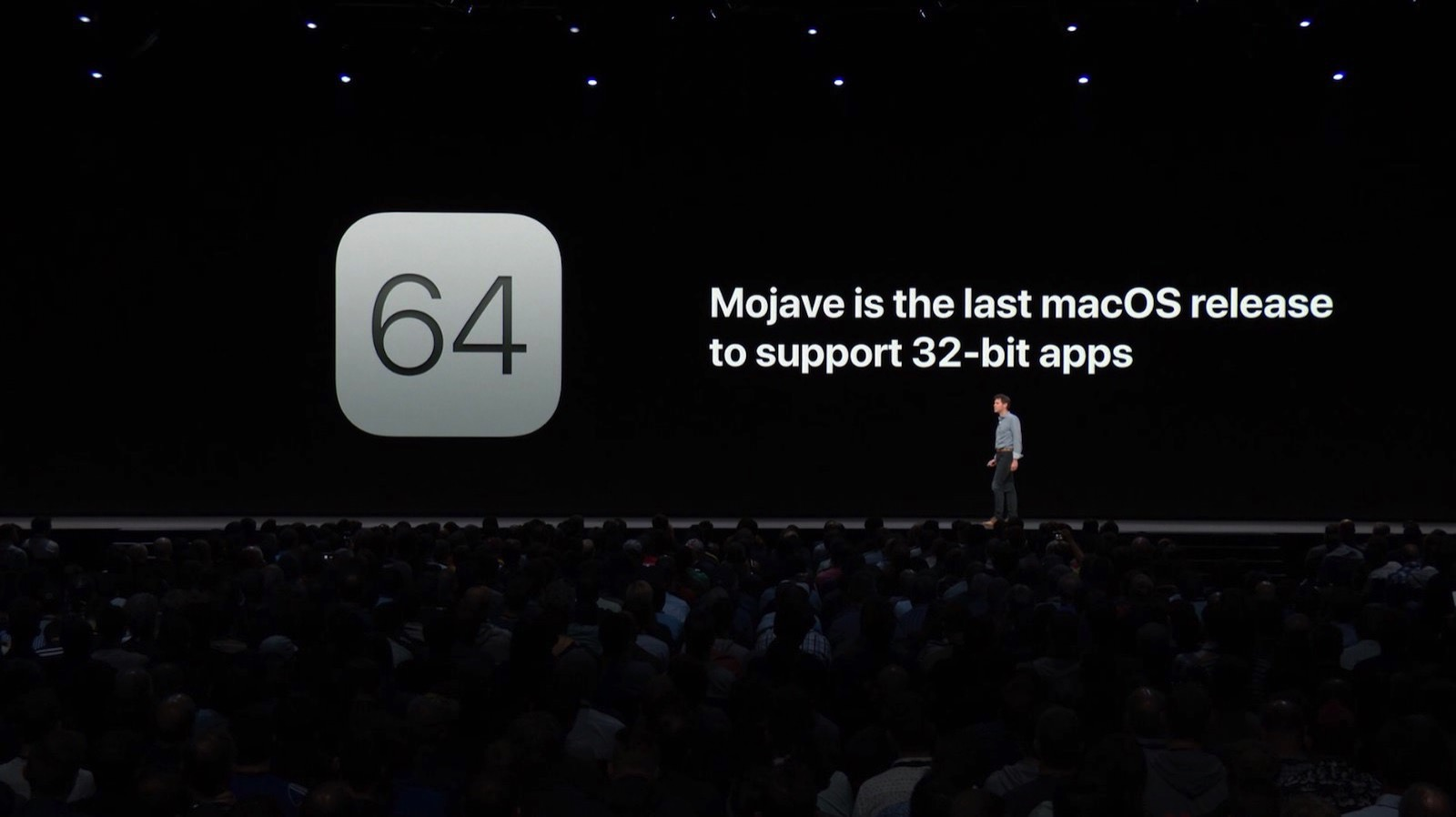 Macos Mojave last os to support 32bit apps