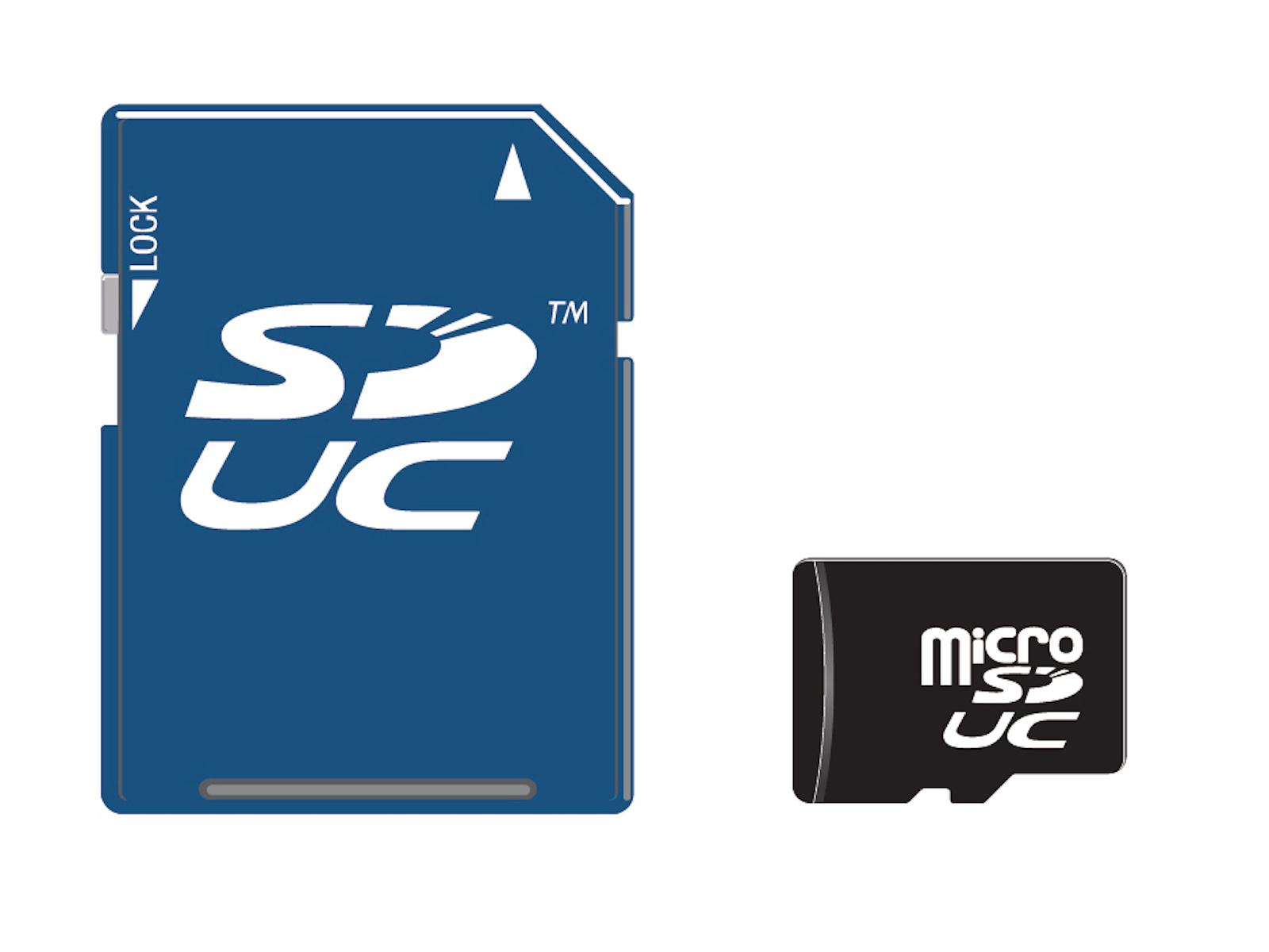 SDUC microSDUC highres