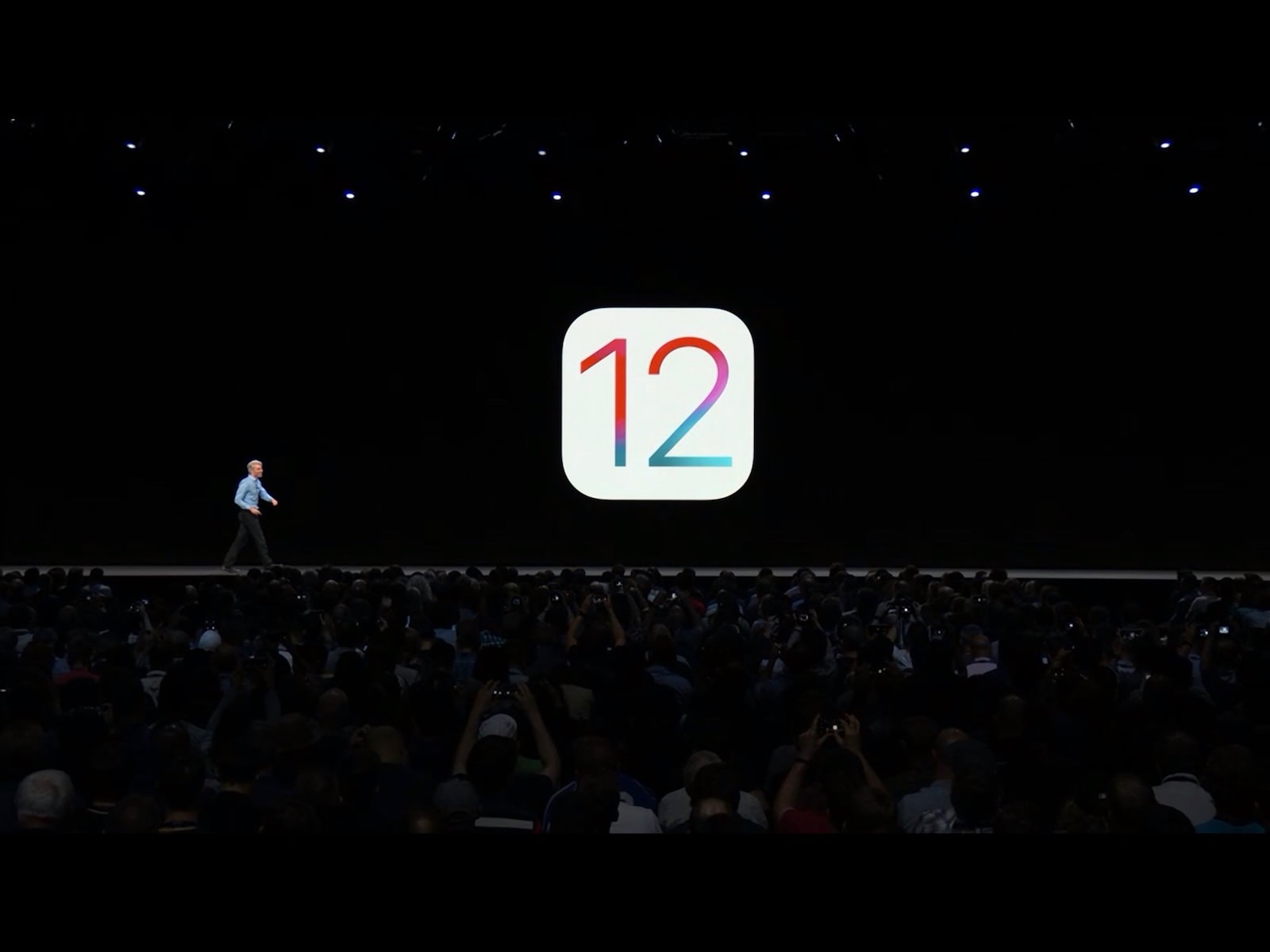 Ios12 release