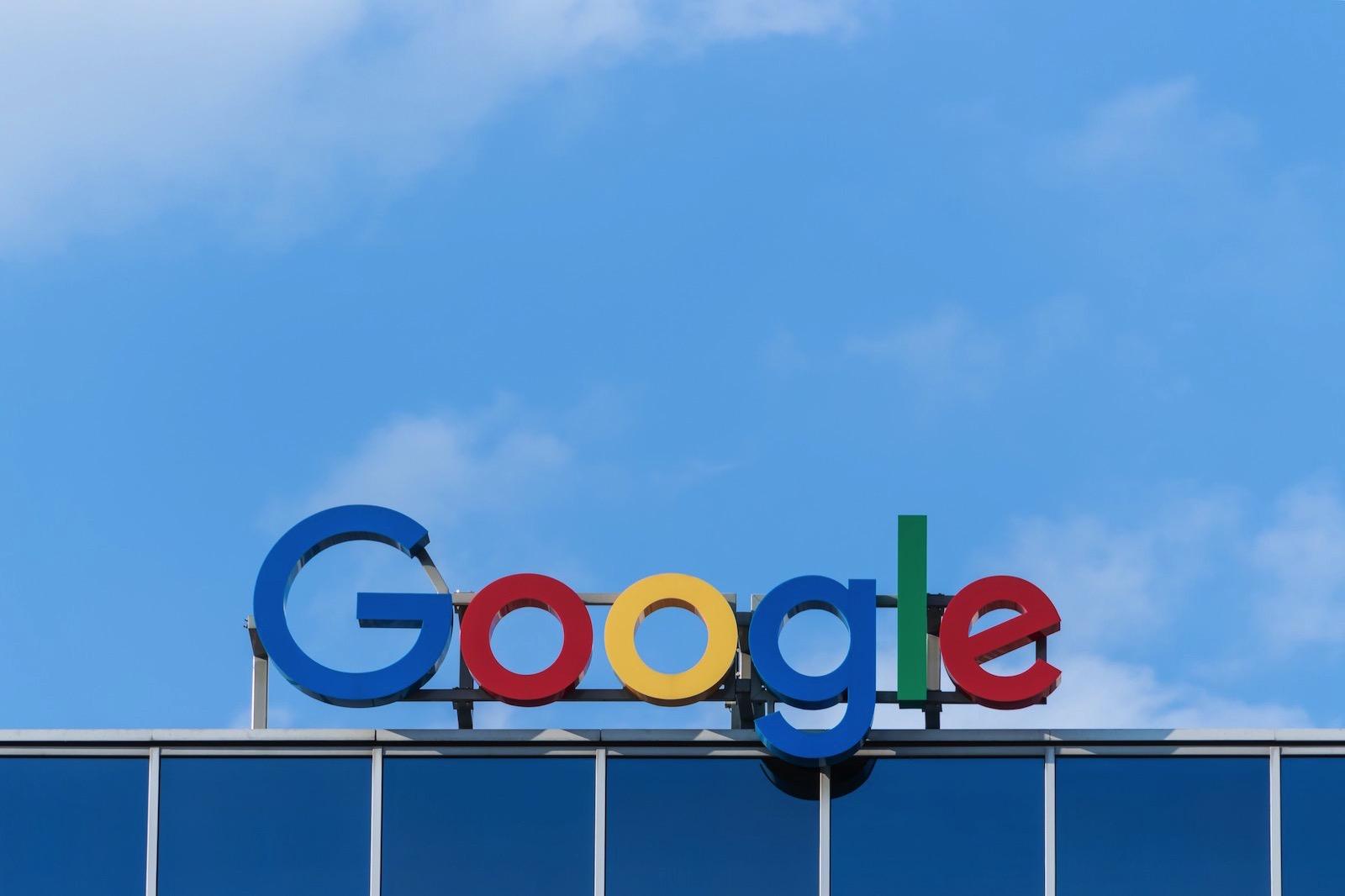 Pawel czerwinski 710838 unsplash google logo