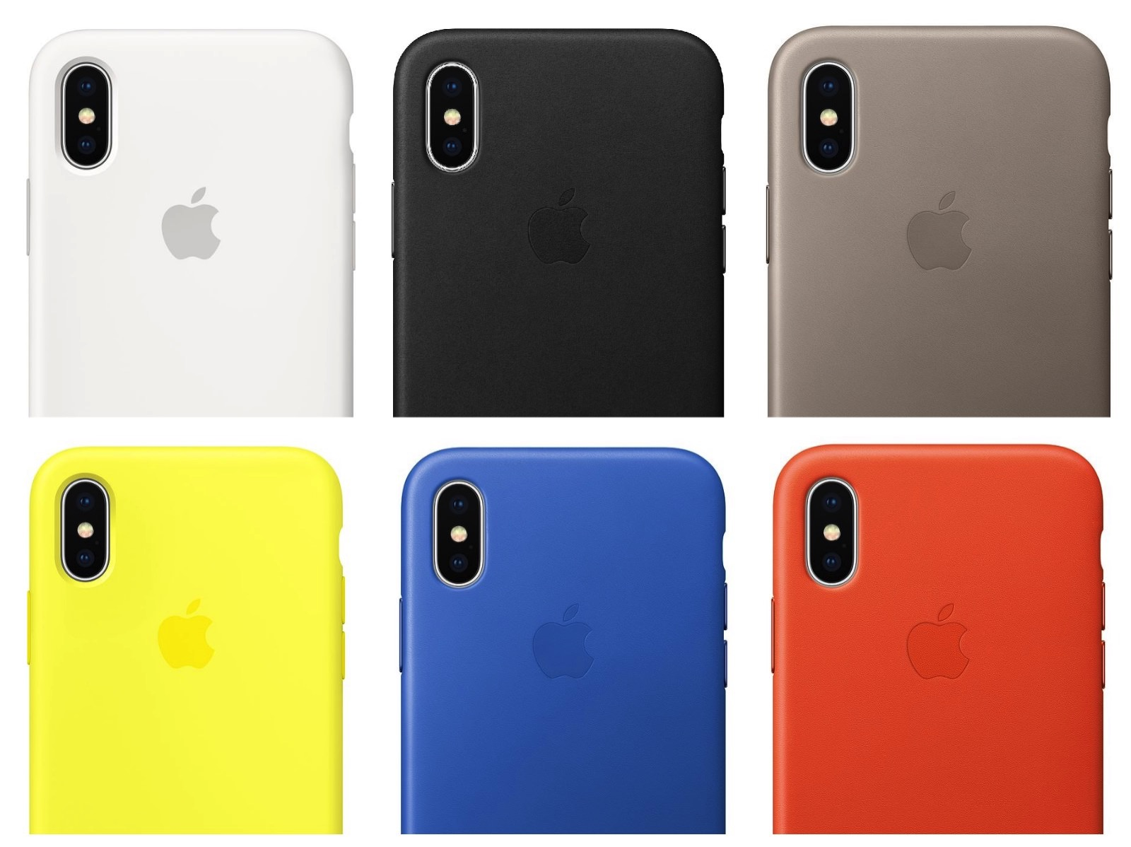 6.1 iphone colors