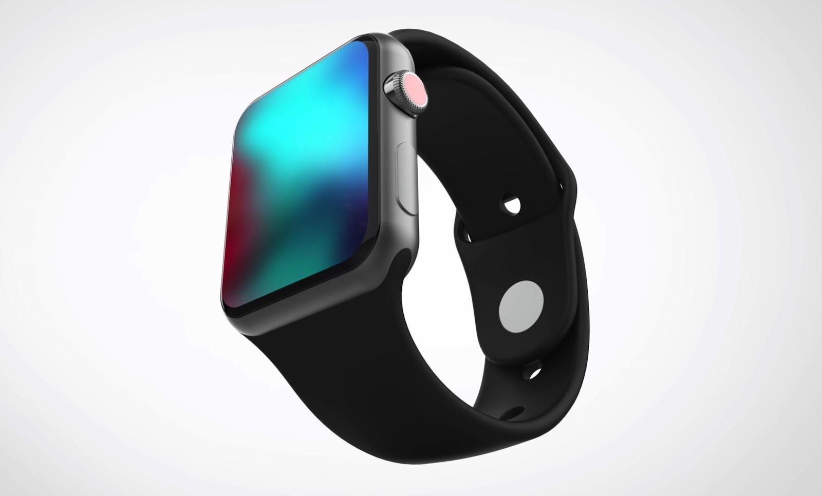 Apple Watch Series 4 Concept Image