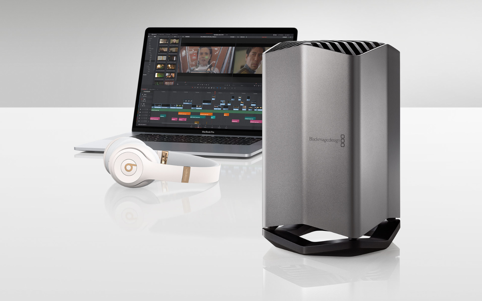 Blackmagic eGPU with MacBook
