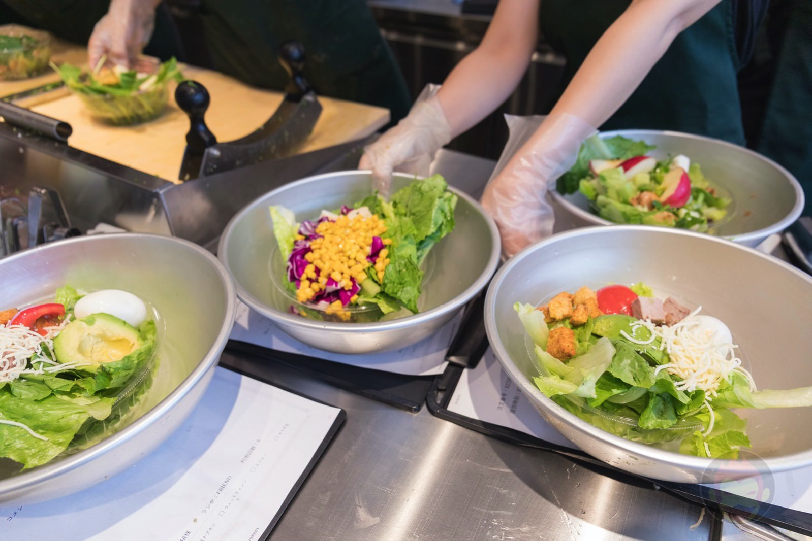 Crips Salad Works Aoyama 06