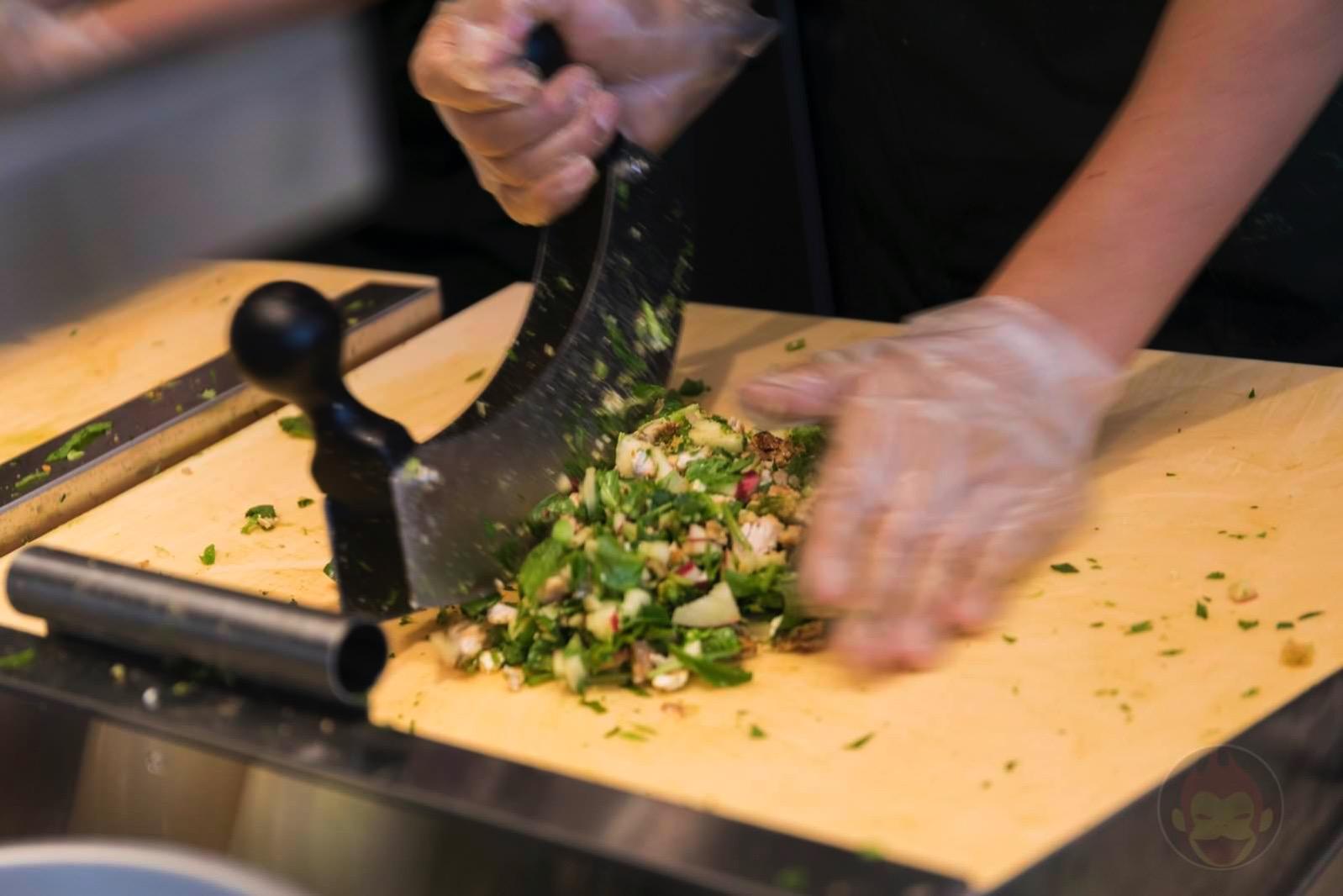 Crips Salad Works Aoyama 09