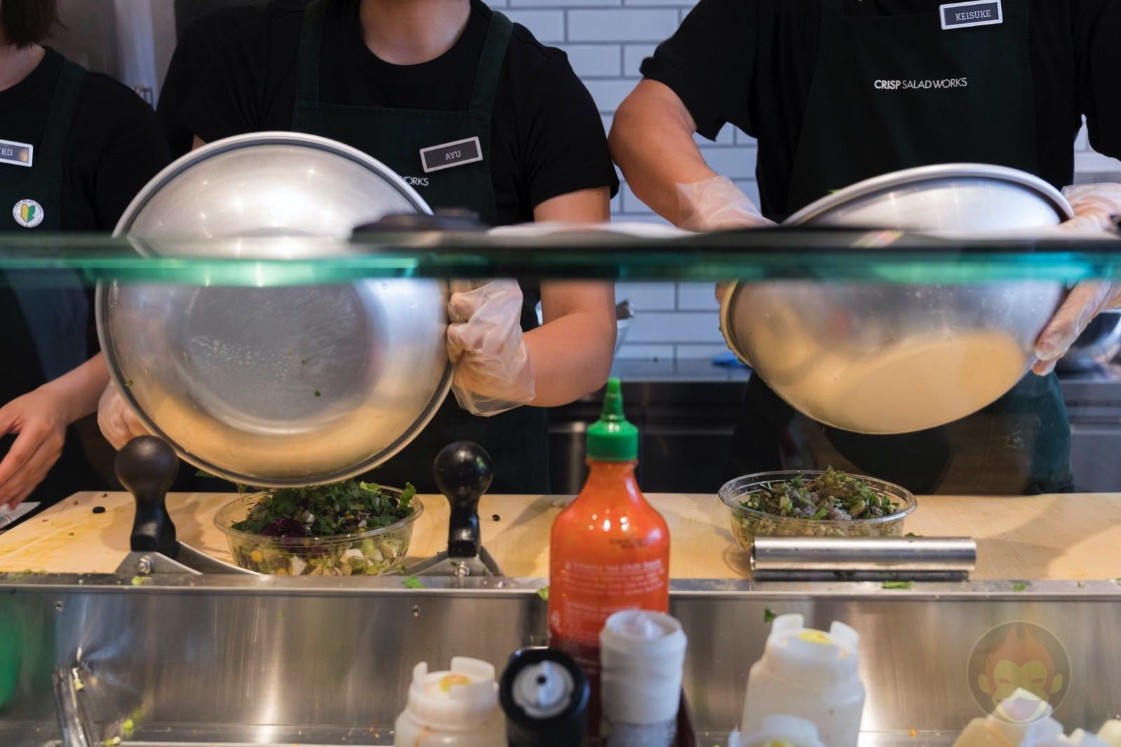 Crips Salad Works Aoyama 10