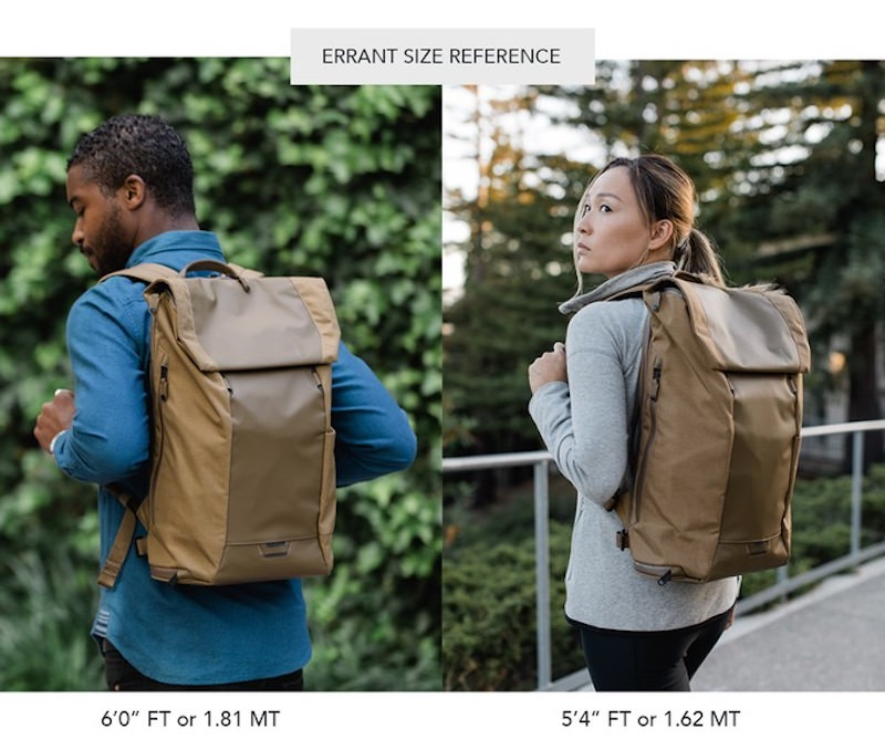 Errant Ultimate Everyday Backpack 2