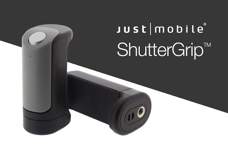 Just Mobile ShutterGrip 1