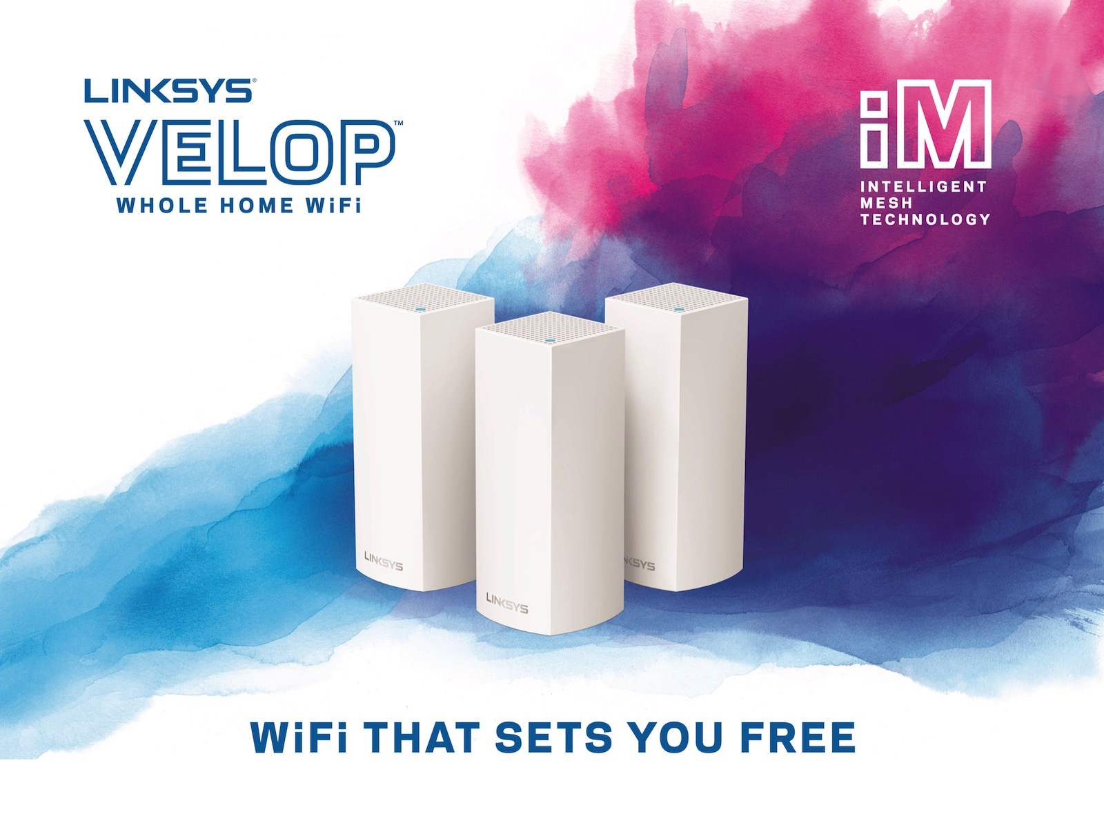 Linksys Velop WiFi Router 1