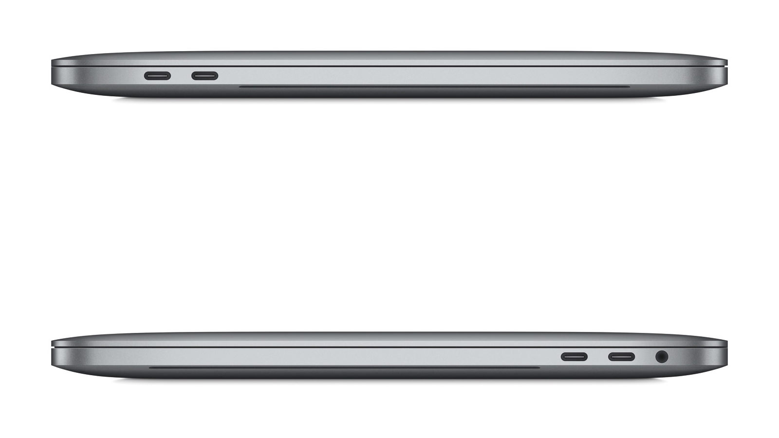 MacBook Pro 13inch model Thunderbolt ports