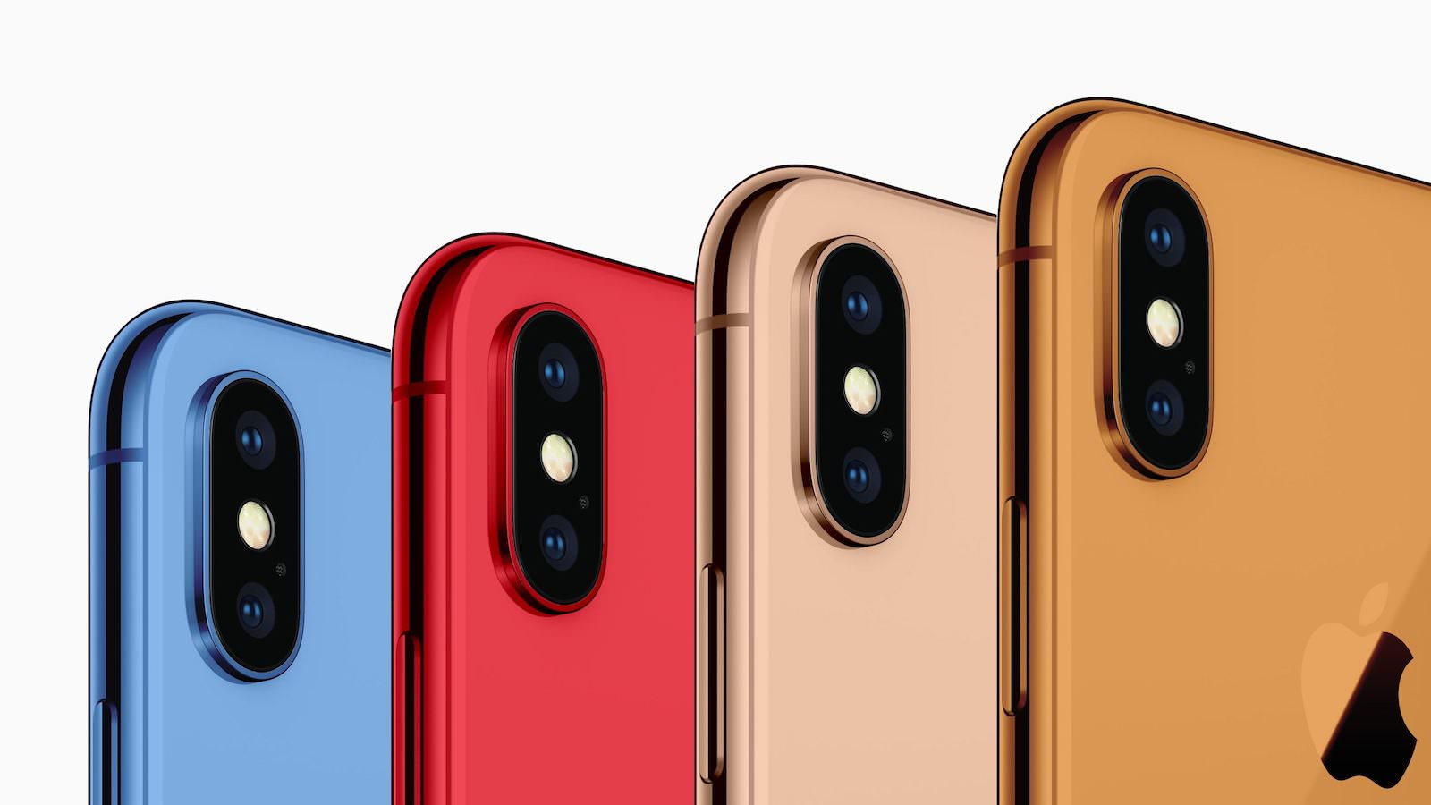 New Colors for iphone