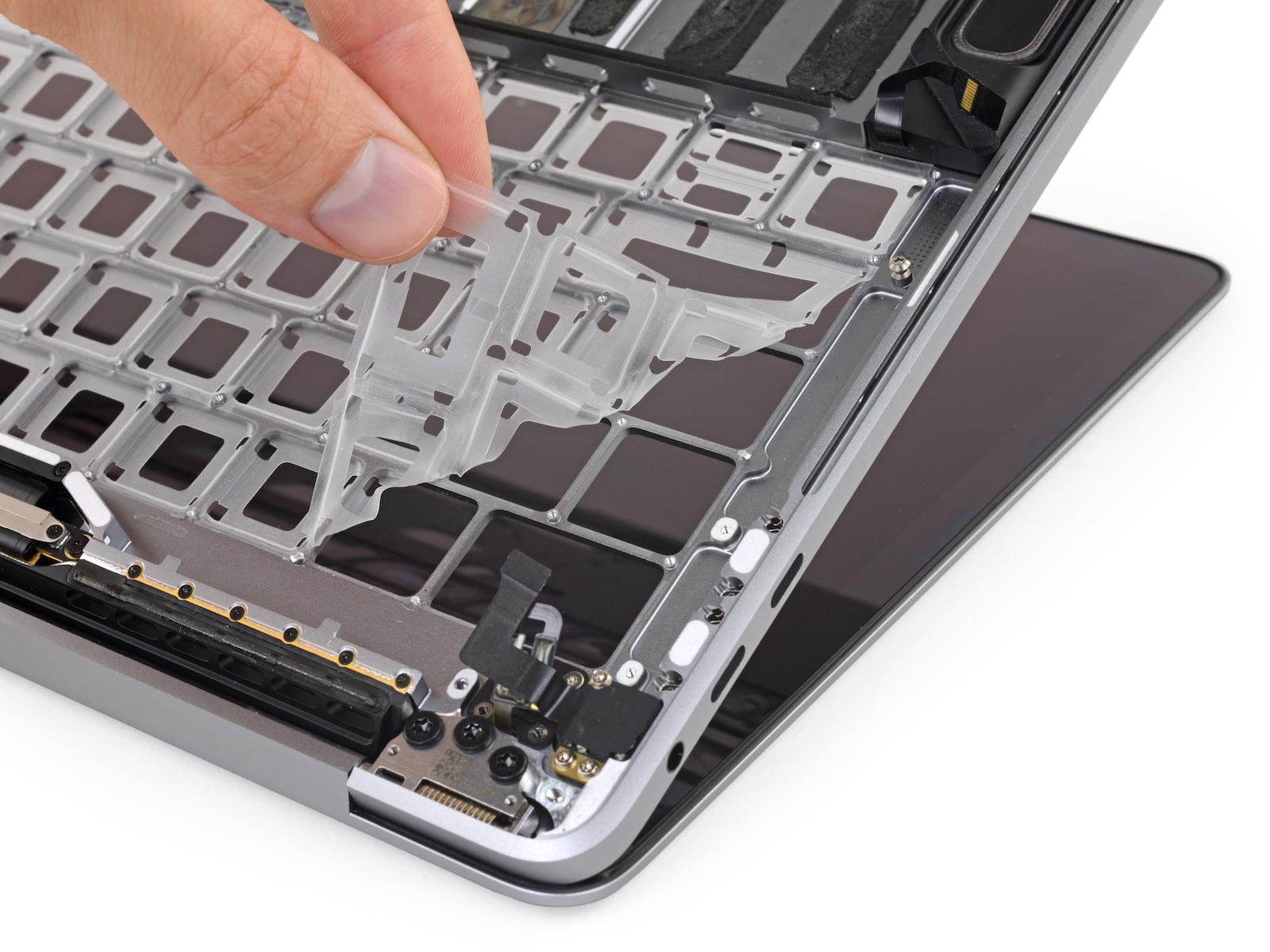 Teardown of new keyboard