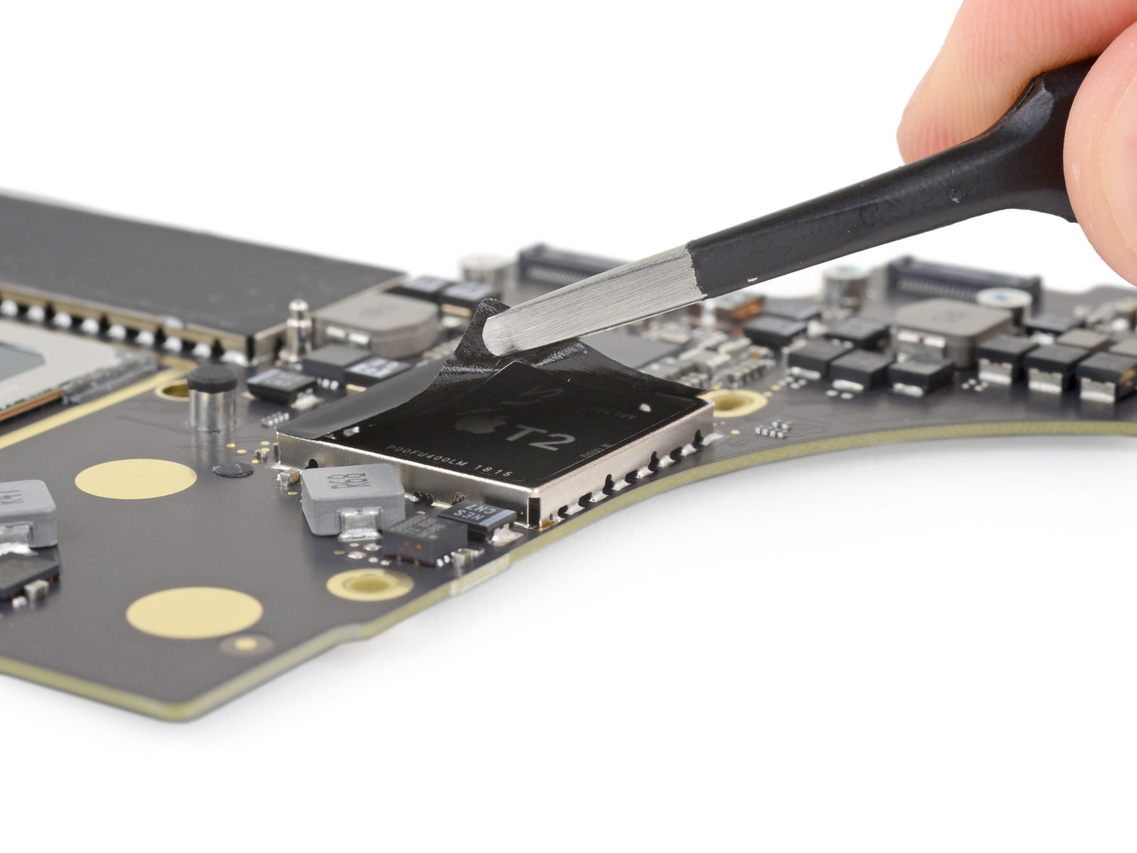 Ifixit macbook pro 2018 teardown 3