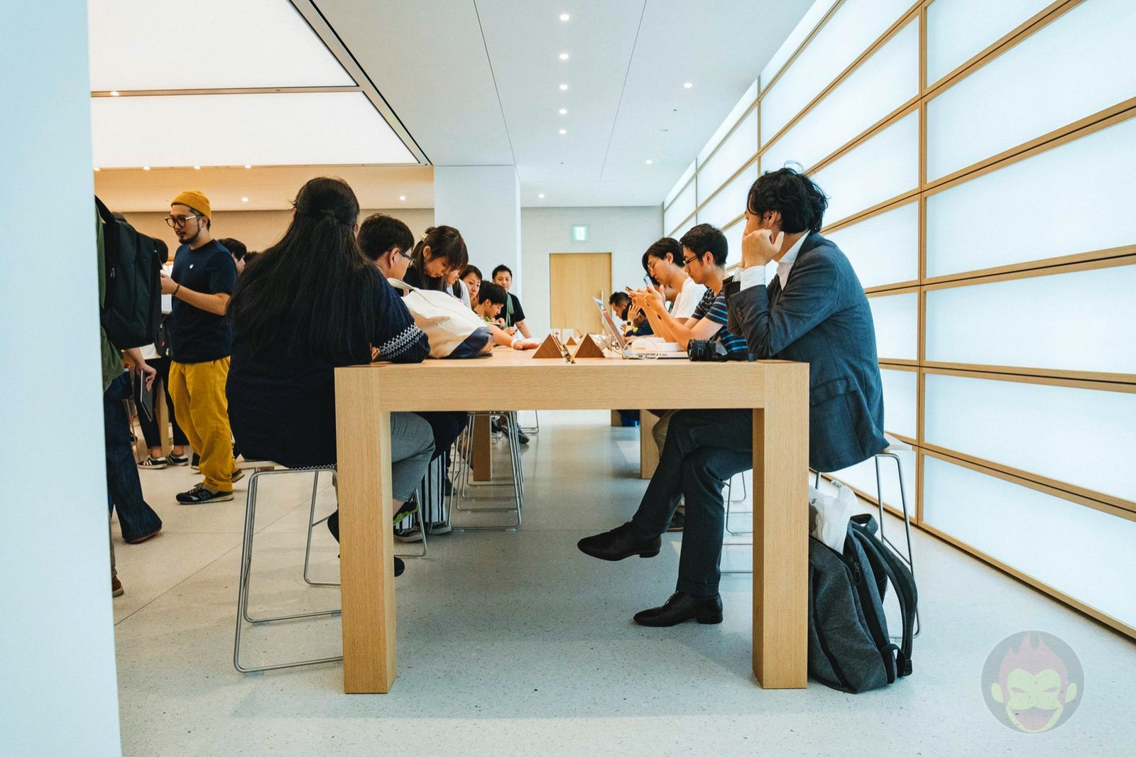 Apple Kyoto Grand Opening Photos 36